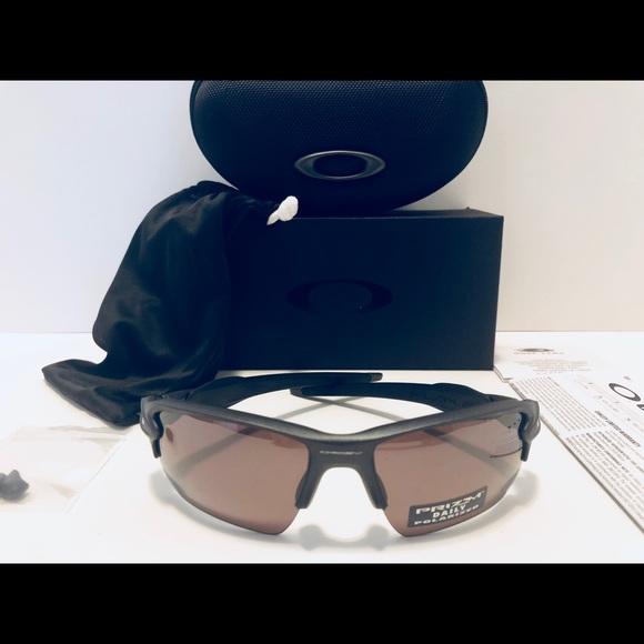 b02a19435e Oakley Sunglasses FLAK 2.0XL Steel Prizm Polarized